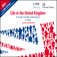 Life in the United Kingdom: A Guide for New Residents - 3rd