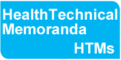 Health Technical Memoranda image link to publication list