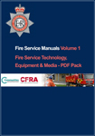 Fire Service Manual Volume 1 - complete PDF pack