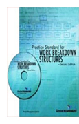 Practice Standard for Work Breakdown Structures - Book and CD-ROM book jacket