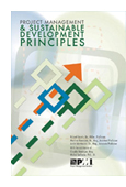 Project Management and Sustainable Development Principles book jacket
