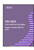 HIV/AIDS in the South East Asia Region shortcut