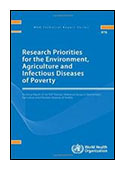 Research Priorities for the Environment, Agriculture and Infectious Diseases of Poverty shortcut
