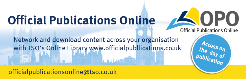 Official Publications Online