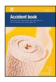 Accident book BI 510: Second edition cover
