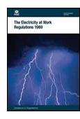 The Electricity at Work Regulations 1989
