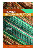Taming Indian Inflation cover