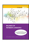 Balance of Payments Statistics Yearbook 2015 cover