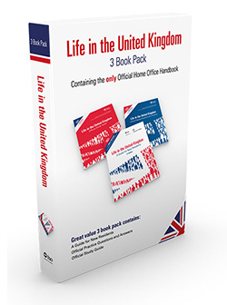 Life in the United Kingdom Four Book Package Deal