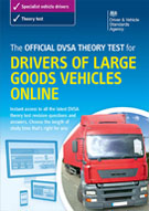 The Official DVSA Theory Test PCV online