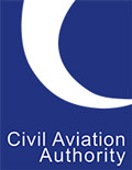 Civil Aviation Authority official logo