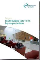Day surgery facilities - Front