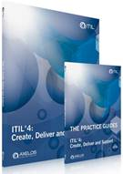 ITIL® 4: Create, Deliver and Support : Core Guidance and Practice Guides - Front
