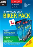 The Offical DVSA Biker Pack