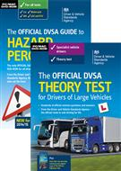 Large Vehicle Theory Test Pack - DVD covers