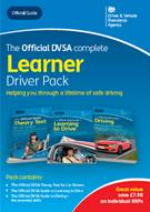 Complete Learner Driver Pack Book edition
