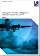 CAP 393 Air Navigation: The Order and the Regulations