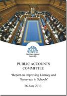 Report On Improving Literacy And Numeracy Achievement In Schools - Front