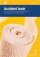 Accident book BI 510: Second edition (Pack of 20)