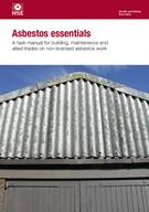 Asbestos Essentials: A Task Manual for Building, Maintenance and Allied Trades of Non-licensed Asbestos Work, HSG210
