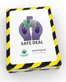 Safe Deal Playing Cards (pack of cards)