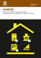 Landlords: A Guide to Landlords' Duties Gas Safety (Installation and Use) Regulations 1998, INDG285 Rev.3 (pack of 10)