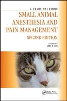 Small Animal Anesthesia and Pain Managem - Front