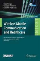 Wireless Mobile Communication and Health - Front